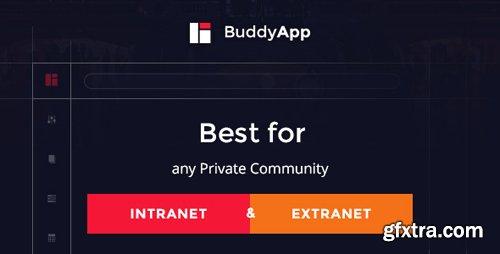 ThemeForest - BuddyApp v1.5.7 - Mobile First Community WordPress theme - 12494864