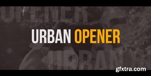Videohive - Dynamic Urban Opener - 21460928