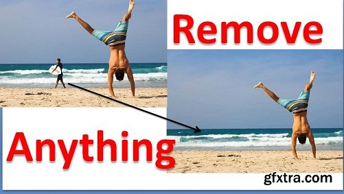 3 Easiest Way of Removing Any Object From a Photograph in Photoshop in Just 2mins