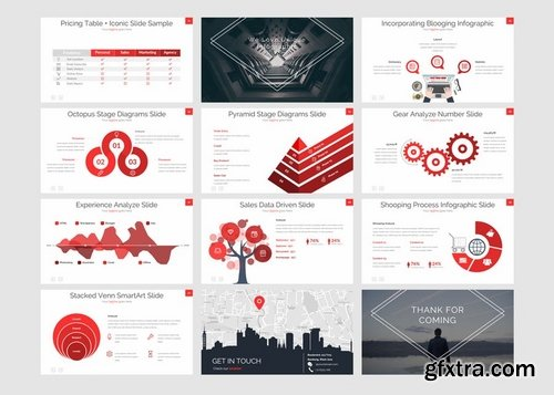 SWITCH - POWERPOINT TEMPLATE