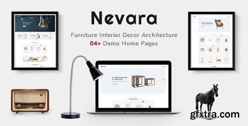 ThemeForest - Nevara v1.0 - Responsive Furniture & Interior PrestaShop Theme - 22143349