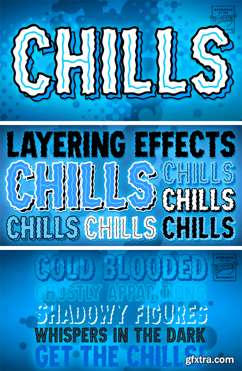 Chills Font Family