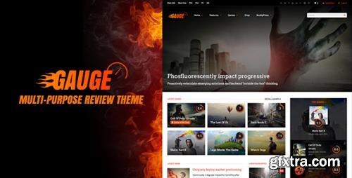 ThemeForest - Gauge v6.37.1 - Multi-Purpose Review Theme - 8676079