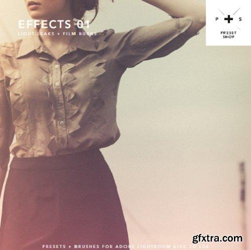 PresetShop - +PS Effects 01 Lightroom Presets