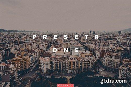 Presetr - One Lightroom Presets