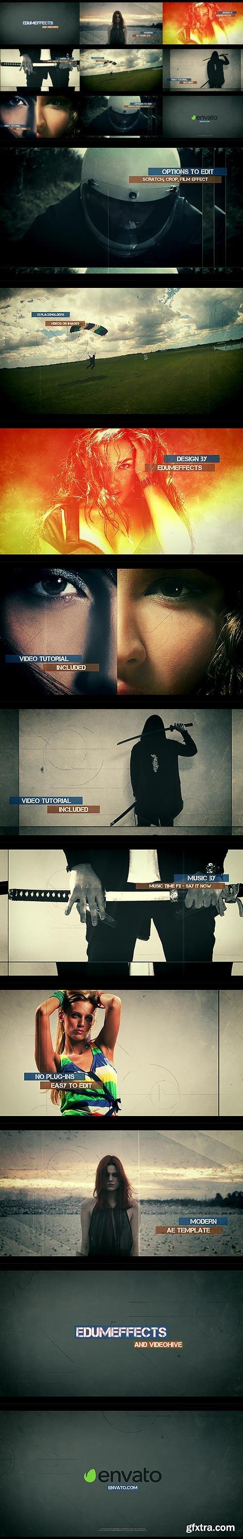 Videohive - Versatile Grunge Trailer - 8286091