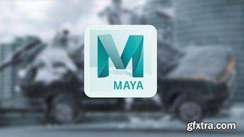 Learn Maya 2018 In 3 Hours