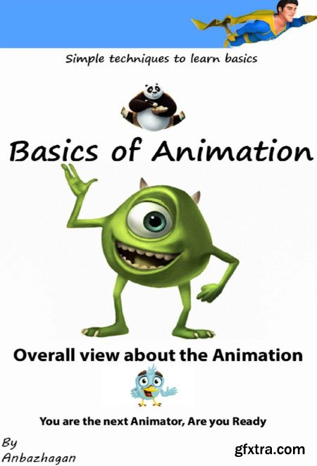 Basics of Animation: Character animation in 3Dmax