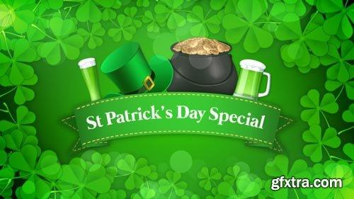 Videohive - St Patrick\'s Day Special Promo - 7003508