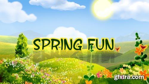 Videohive - Spring Fun - Apple Motion - 7050172