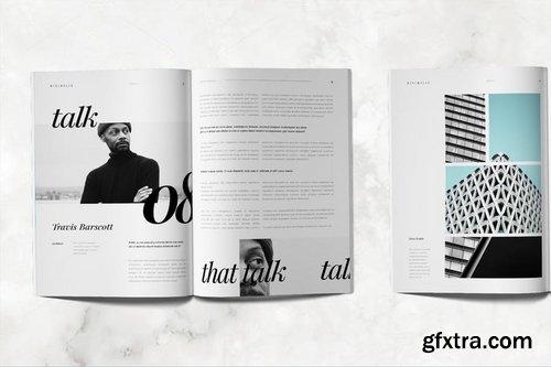 Minimalio Magazine