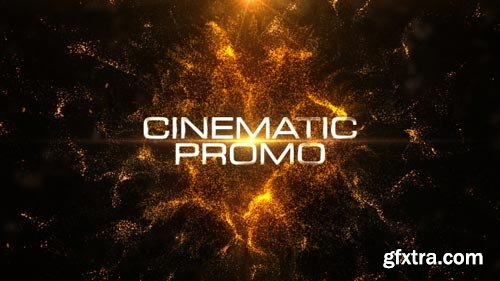 Videohive - Cinematic Promo - 20537170