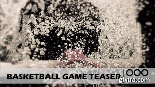 Videohive - Basketball Game Teaser - 16509982
