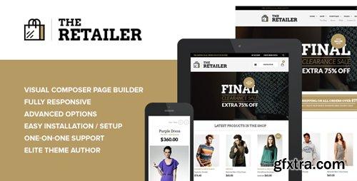 ThemeForest - The Retailer v2.8.5 - Premium WooCommerce Theme - 4287447