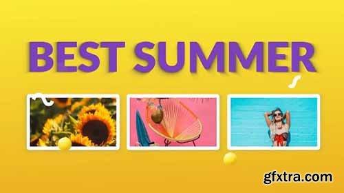 Summer Slideshow - After Effects 89801