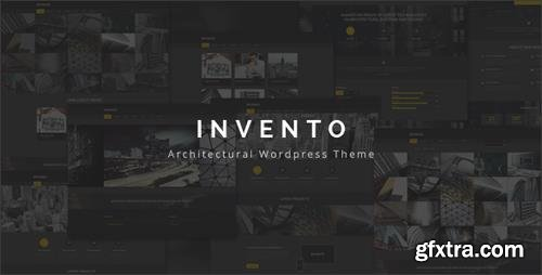 ThemeForest - Invento v2.4 - Architecture Building Agency Theme - 14106547