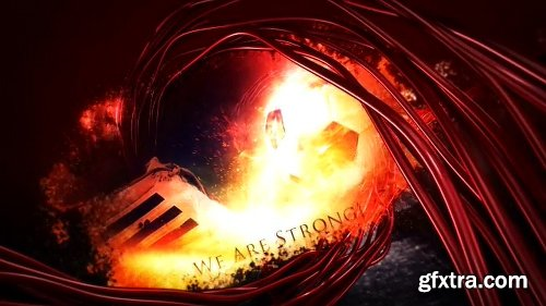 Videohive Abstract World 21235057