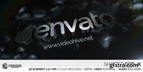 Videohive Shatter God 11827839