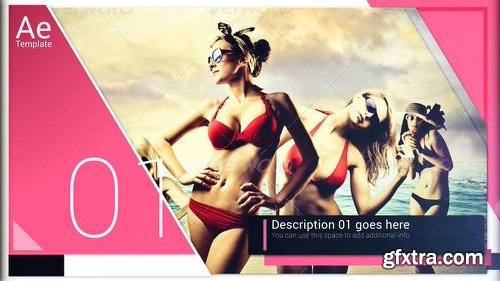 Videohive Fashion Promo pack 6915282