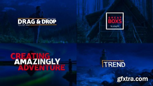 Videohive 100+ Simple 3D Titles V1.2 21991295