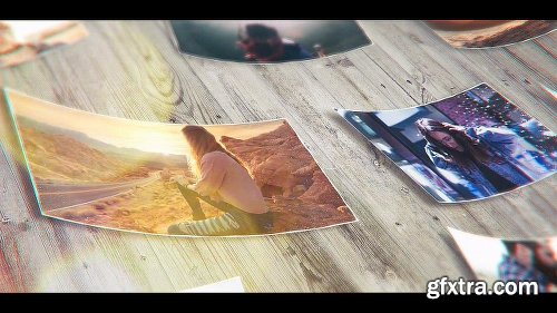 Videohive Memory Photo Slideshow 22010485