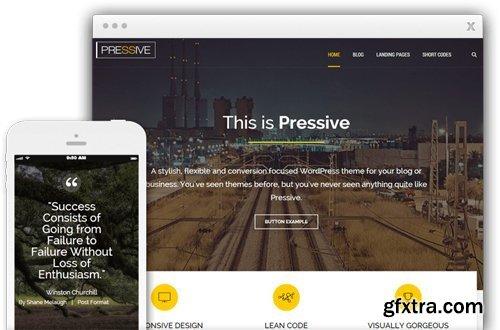 ThriveThemes - Pressive v1.400.0 - WordPress Theme - NULLED