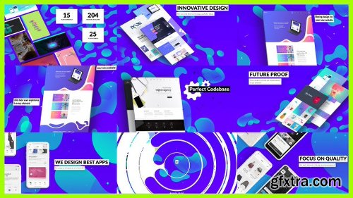 Videohive Dynamic Website / Agency Presentation 21510372