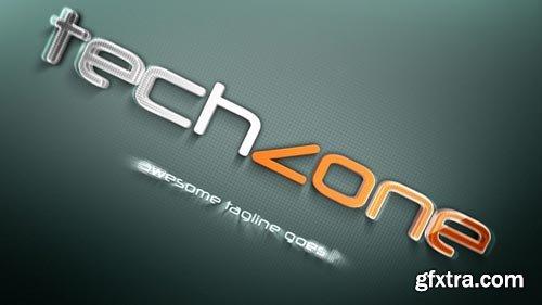 Videohive - TechZone Logo Reveal - 7546987