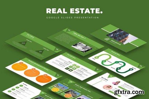 Real Estate Google Slides Presentation