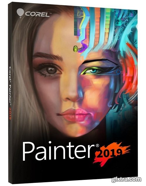 Corel Painter 2019 v19.0.0.427 Multilingual macOS