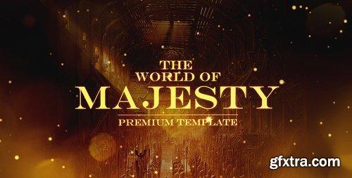 Videohive Majesty World Opener 17804450