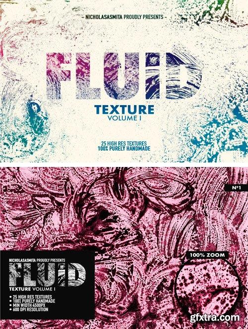 Handmade Fluid Texture Pack