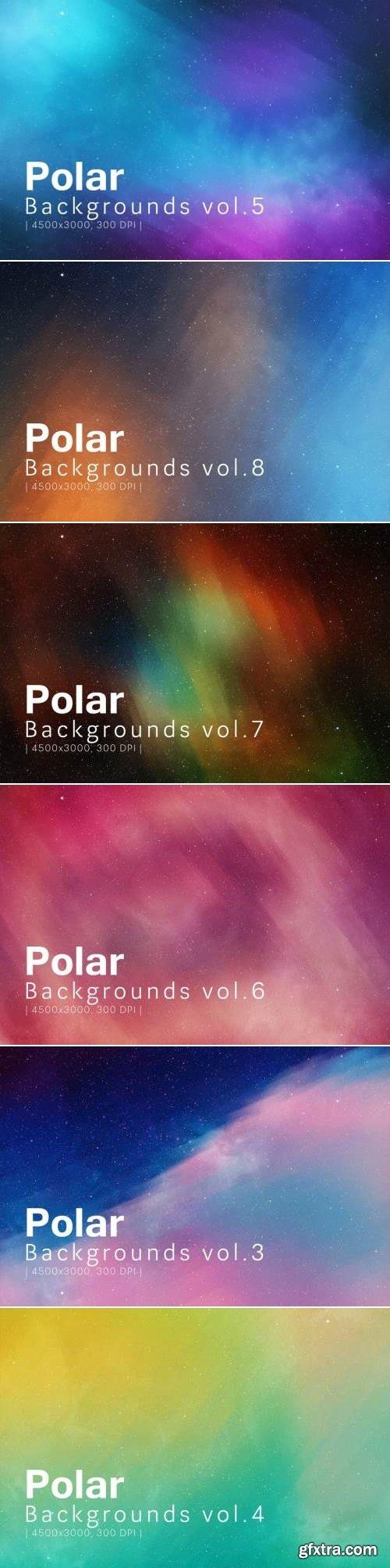 Polar Backgrounds Bundle 2