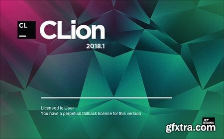 JetBrains CLion 2018.1.5 macOS