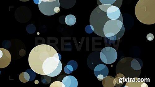 Awards Glitter Background Loop 87459