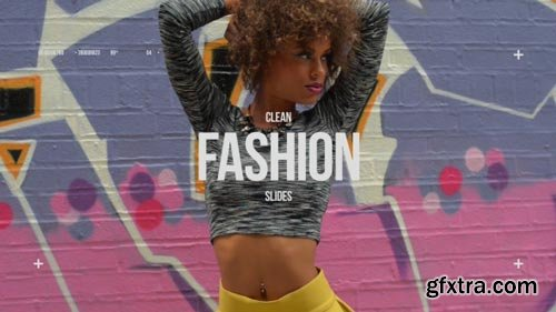 Videohive - Clean Fashion Slides - 15801799