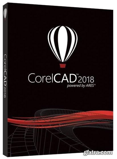CorelCAD 2018.5 v18.2.1.3100 Multilingual