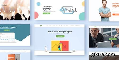 ThemeForest - Marketing Pro v2.3 - SEO WordPress Theme for SEO, Agency - 18576668