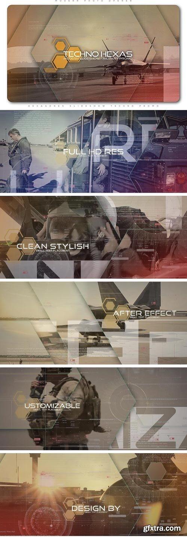 Videohive - Hexagones Opener Techno Promo - 20940209