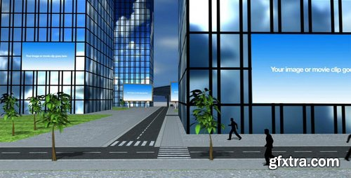 Videohive Business City 90985