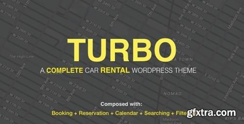 ThemeForest - Turbo v2.1.0 - Car Rental System WordPress Theme - 17156768