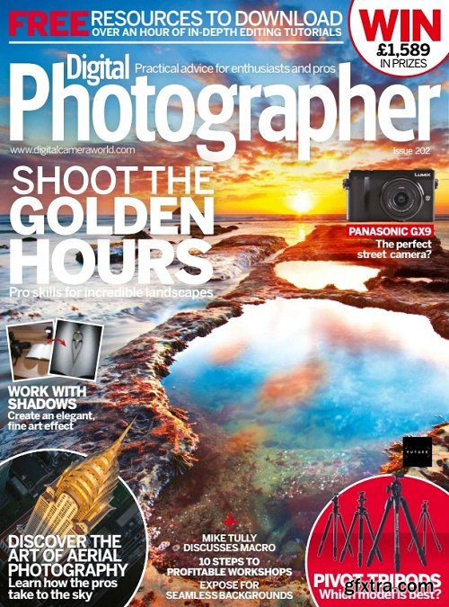 Digital Photographer - Issue 202, 2018