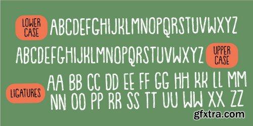 Volumen Font Family - 2 Fonts