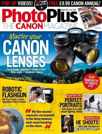 PhotoPlus: The Canon Magazine - July 2018