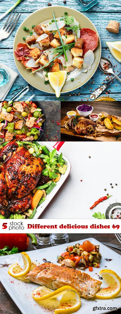 Photos - Different delicious dishes 69