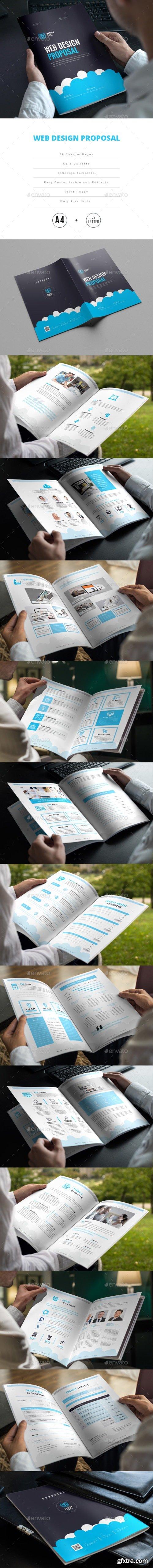 Graphicriver - Web Design Proposal 22086882