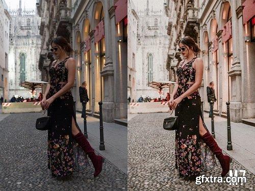 Livia Brasil Milan Pack LR Presets
