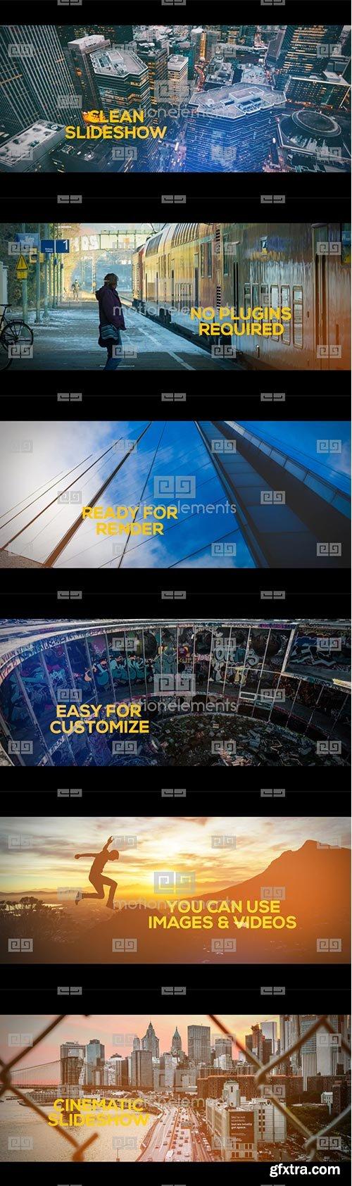 MotionElements - Clean Dynamic Slideshow - 11655991