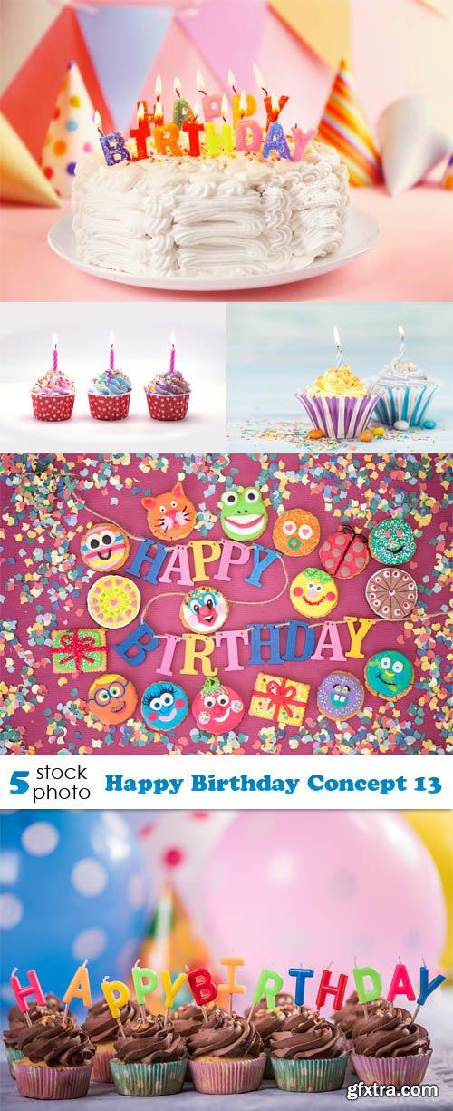 Photos - Happy Birthday Concept 13