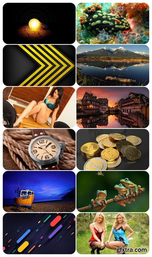 Beautiful Mixed Wallpapers Pack 707